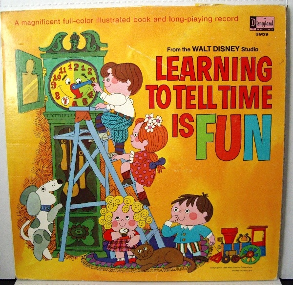 Learning to Tell Time is Fun