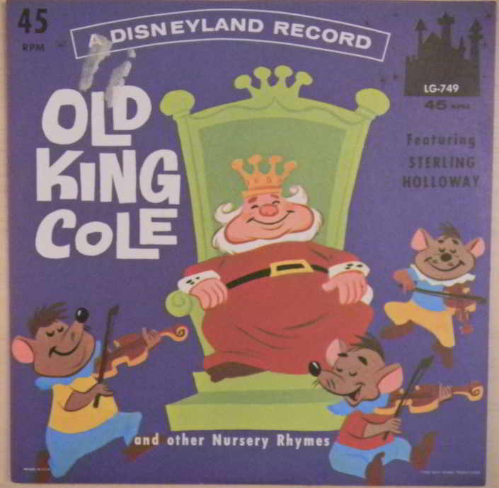 Old King Cole And Other Nursery Rhymes