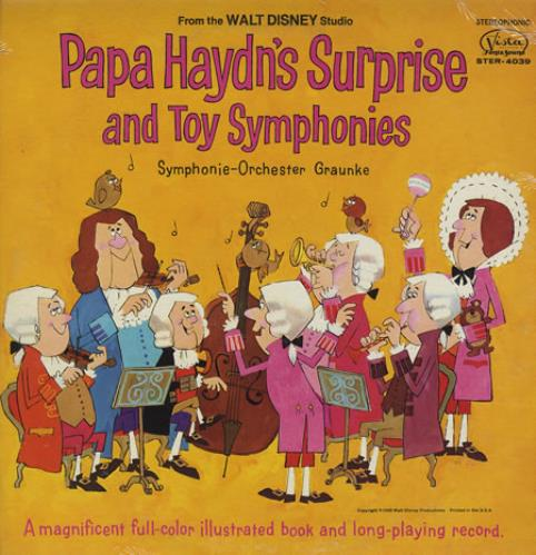 Papa Haydn's Surprise And Toy Symphonies