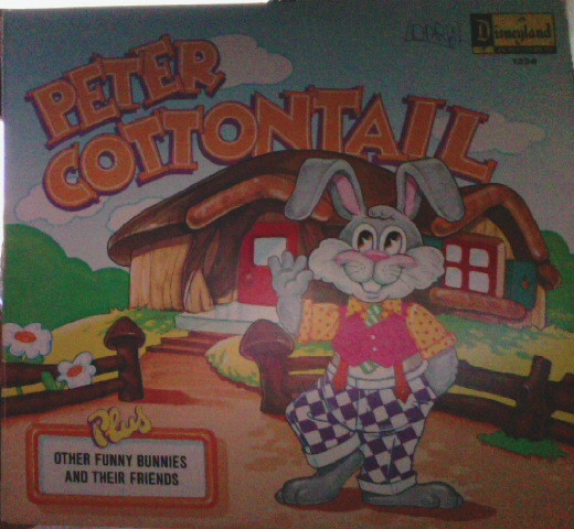 Walt Disney Peter Cottontail (Plus Other Funny Bunnies and Their Friends)
