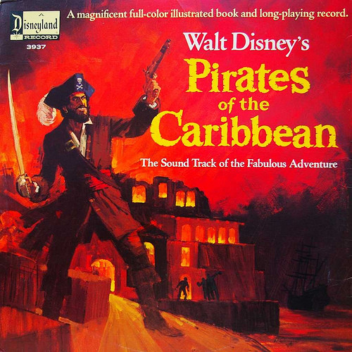 Pirates Of The Caribbean: The Sound Track Of The Fabulous Adventure
