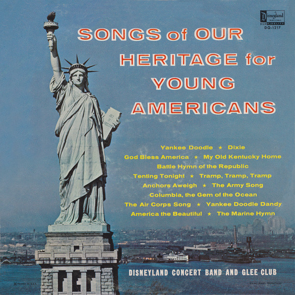Songs Of Our Heritage For Young Americans