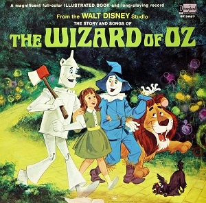 Story and Songs from The Wizard of Oz