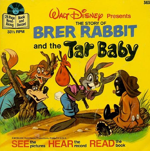 The Story Of Brer Rabbit And The Tar Baby