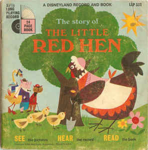 The Story Of The Little Red Hen