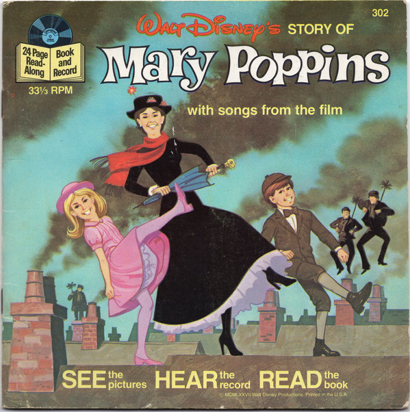 Walt Disney's Story Of Mary Poppins
