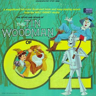 Story and Songs of the Tin Woodsman of Oz