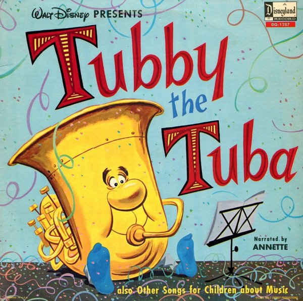 The Musical Story Of Tubby The Tuba