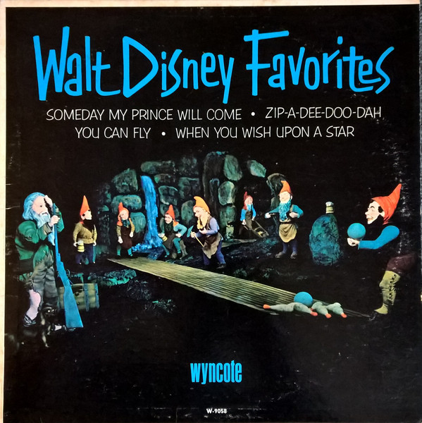 Walt Disney Favorites