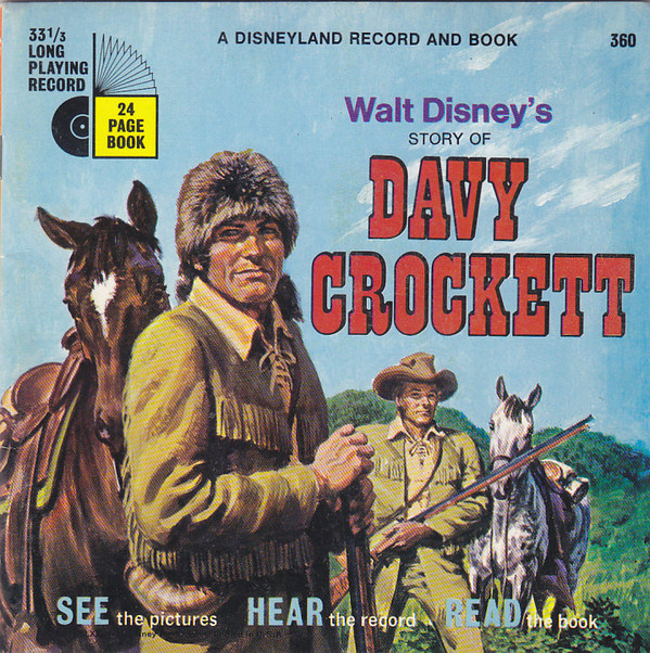 Walt Disney's Story Of Davy Crockett