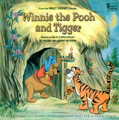 The Story and the Songs of Winnie the Pooh and Tigger