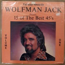 Wolfman Jack Presents 45 Of The Best 45's Volume One
