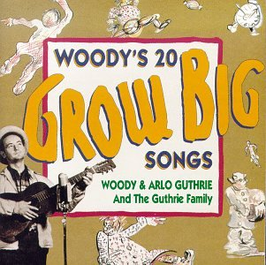 Original Recordings Made By Woody Guthrie 1940-1946