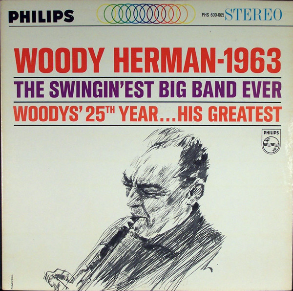 1963 – The Swingin'est Big Band Ever