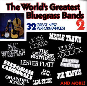 The World's Greatest Bluegrass Bands Number 2