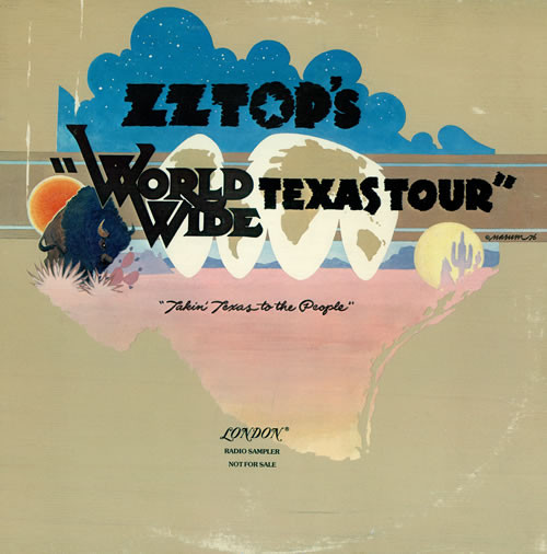 ZZ Top's Worldwide Texas Tour