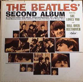 The Beatles Vinyl Record Albums